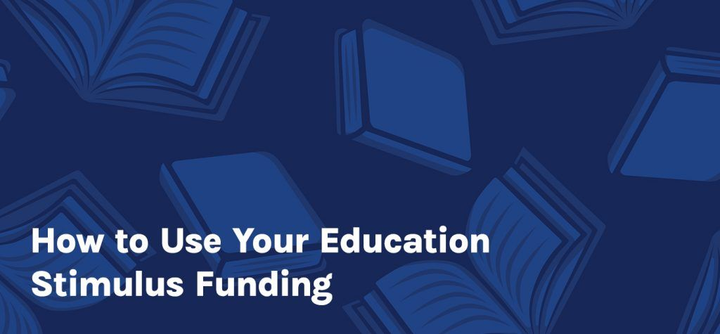 How to use education stimulus funding